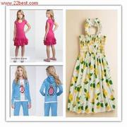 2011 Fashion Kids Tshirts, suits, Kids Dress, www.22best.com