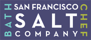 10% Off San Francisco Salts–for the spa lover and home chef