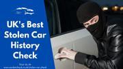 Stolen Vehicle Check